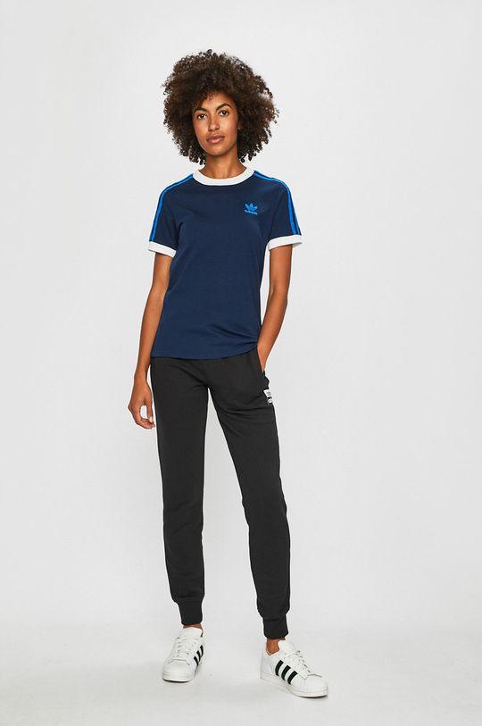 adidas Originals - Tričko námořnická modř
