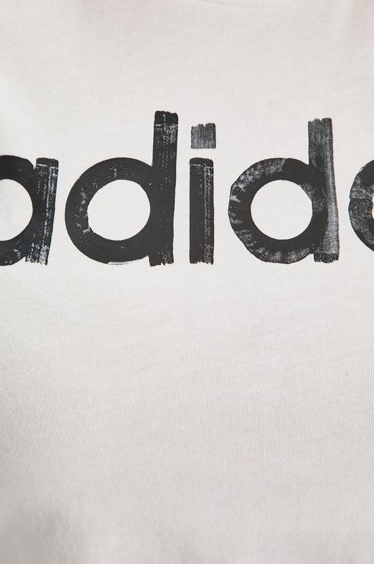 fehér adidas - Top