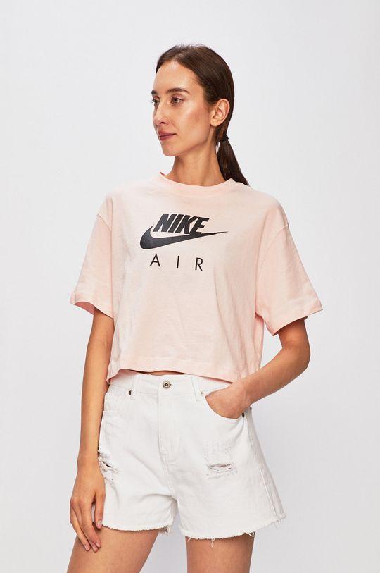 růžová Nike Sportswear - Tričko Dámský