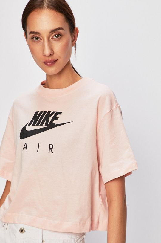 růžová Nike Sportswear - Tričko