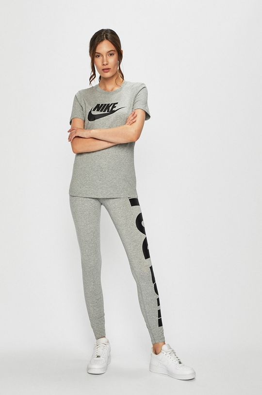 Nike Sportswear - T-shirt szary