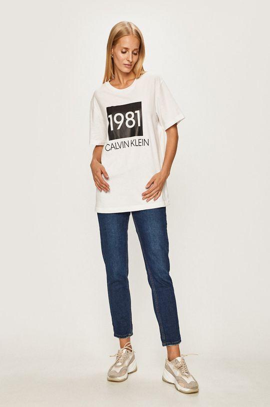 Calvin Klein Underwear - Tricou alb