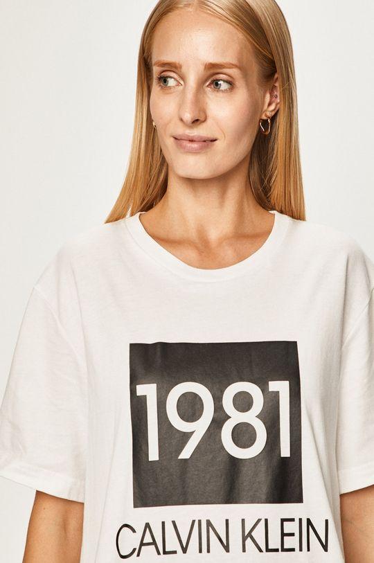 alb Calvin Klein Underwear - Tricou