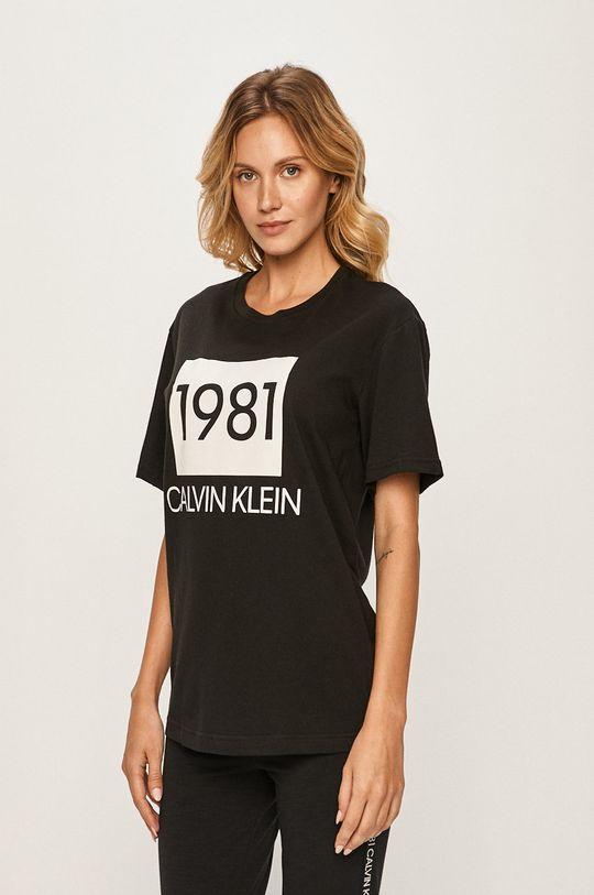 negru Calvin Klein Underwear - Tricou De femei