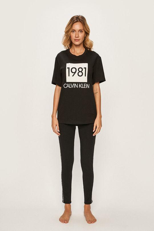 Calvin Klein Underwear - Tricou negru