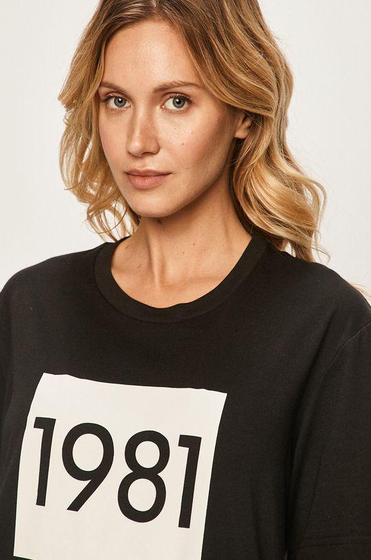 negru Calvin Klein Underwear - Tricou