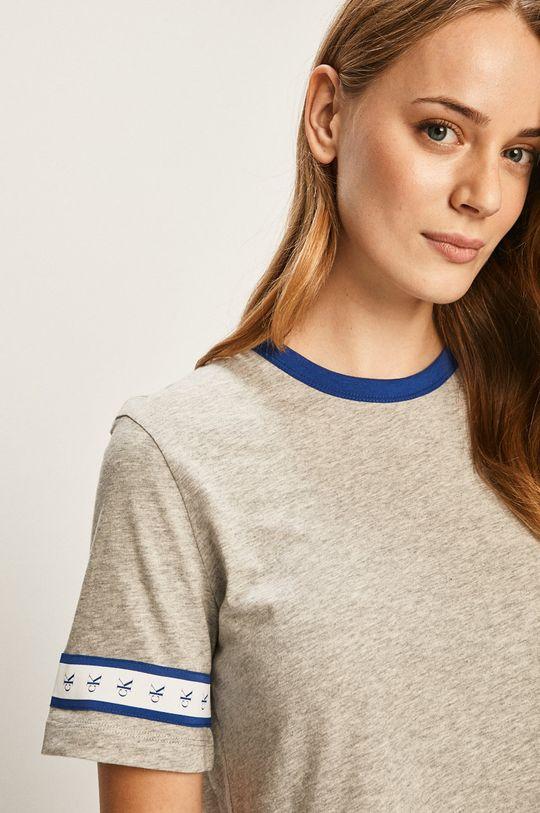 gri Calvin Klein Jeans - Tricou