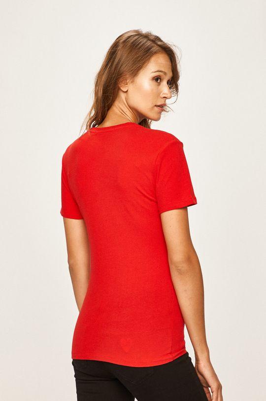 Calvin Klein Jeans - Tričko 93% Bavlna, 7% Elastan