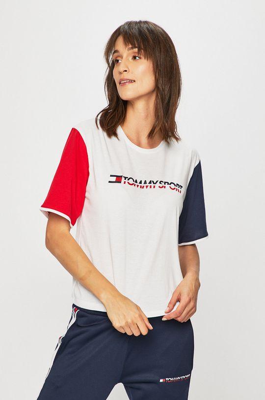 alb Tommy Sport - Top De femei