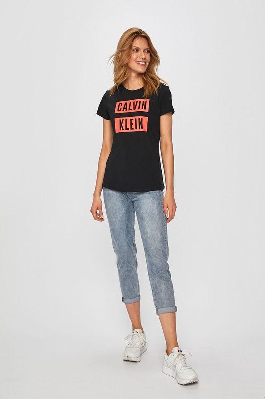 Calvin Klein Performance - Top černá