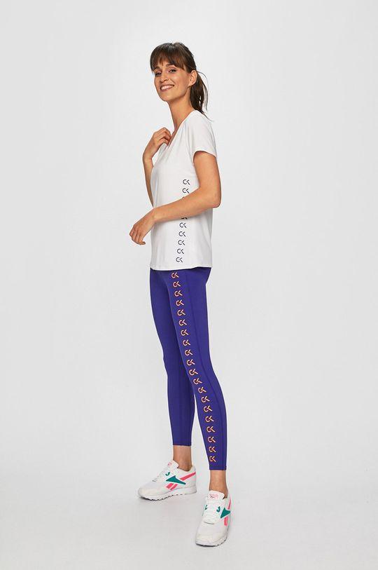 Calvin Klein Performance - Sportovní top bílá