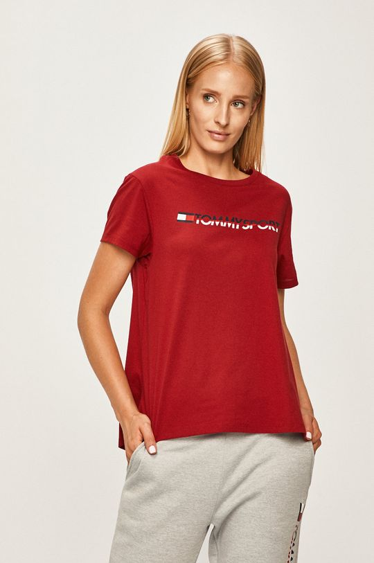castan Tommy Sport - Tricou De femei
