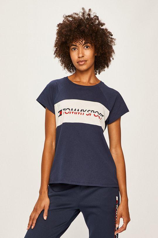 bleumarin Tommy Sport - Tricou De femei