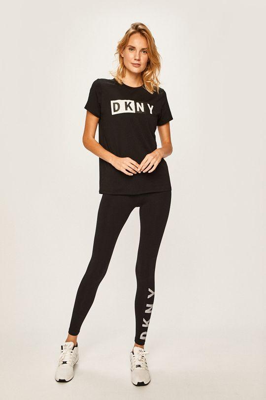 Dkny - Tričko čierna
