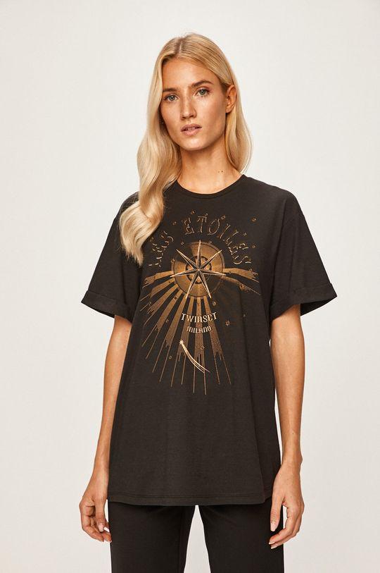 negru Twinset - Tricou De femei