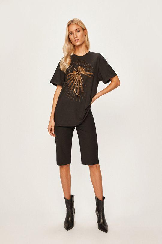 Twinset - Tricou negru