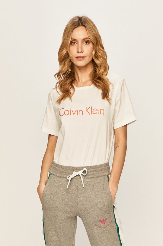bílá Calvin Klein Underwear - Tričko Dámský