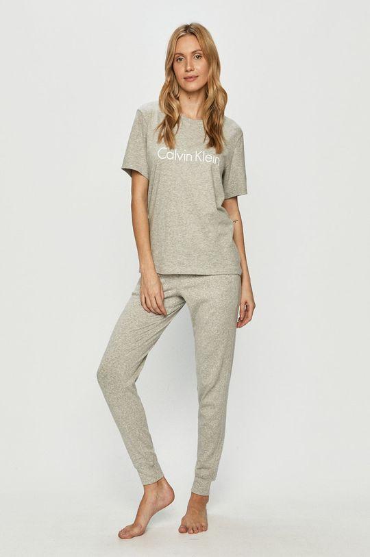 Calvin Klein Underwear - Tričko svetlosivá