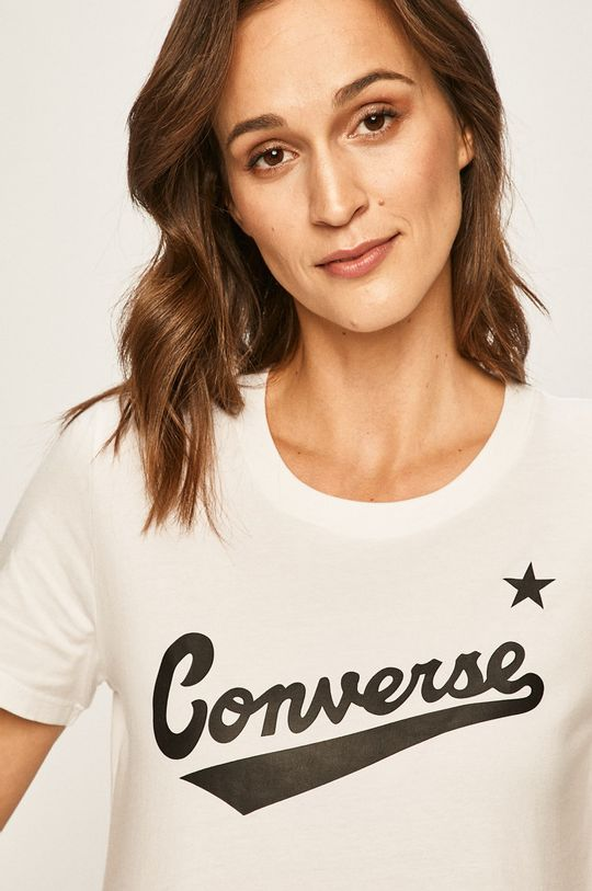 alb Converse - Tricou De femei