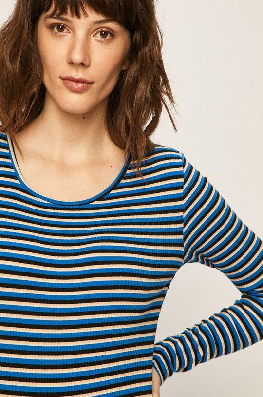 modrá Only - Tričko s dlouhým rukávem
