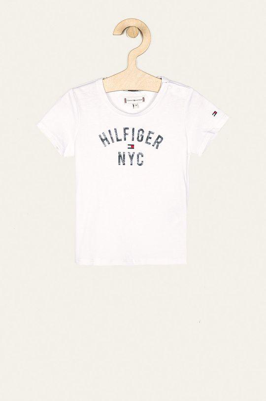 biela Tommy Hilfiger - Detské tričko 74-176 cm Dievčenský