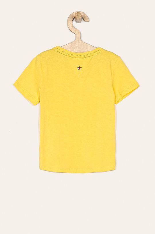 Tommy Hilfiger - Detské tričko 74-176 cm žltá