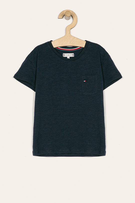 tmavomodrá Tommy Hilfiger - Detské tričko 98-176 cm Dievčenský