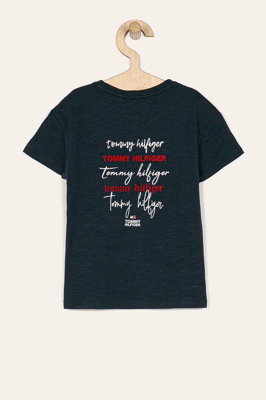 Tommy Hilfiger - Detské tričko 98-176 cm tmavomodrá