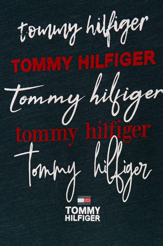 tmavomodrá Tommy Hilfiger - Detské tričko 98-176 cm