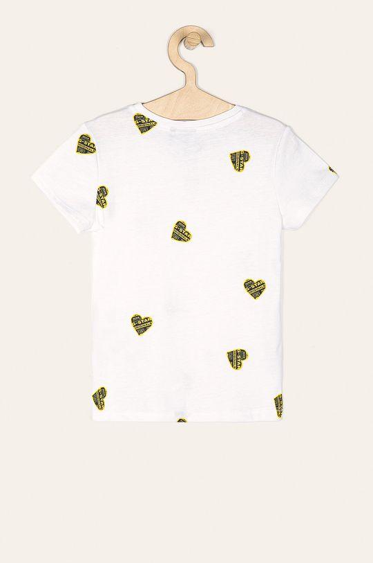 G-Star Raw - Detské tričko 128-164 cm biela