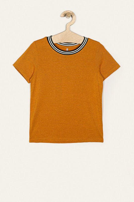 žltá Kids Only - Detské tričko 122-164 cm Dievčenský