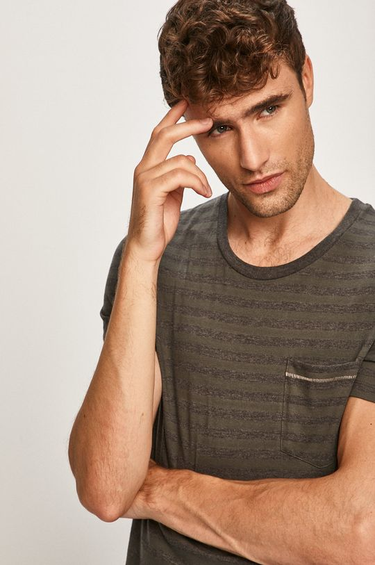 sivá Produkt by Jack & Jones - Pánske tričko