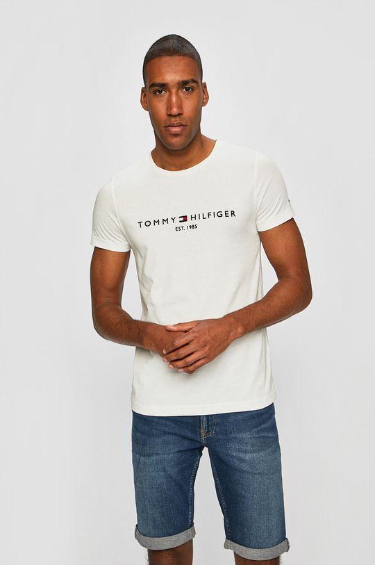 bílá Tommy Hilfiger - Tričko