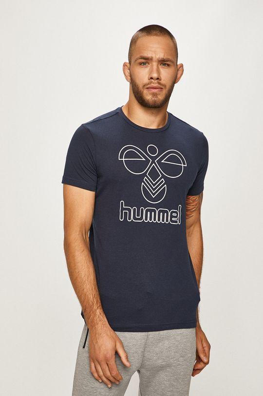 bleumarin Hummel - Tricou De bărbați