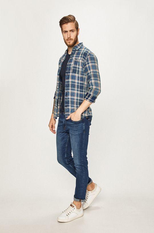 Emporio Armani - Pánske tričko (2-pak)  95% Bavlna, 5% Elastan