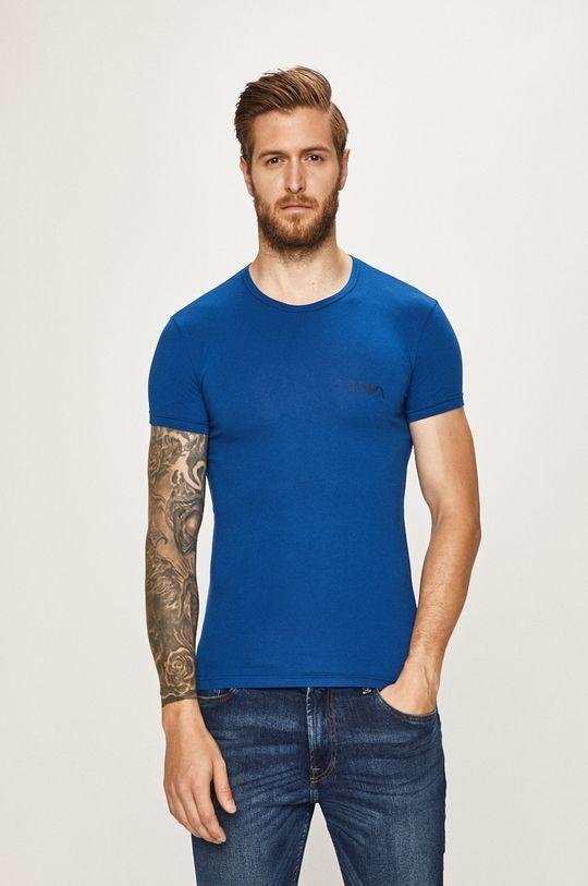 Emporio Armani - Pánske tričko (2-pak) Pánsky