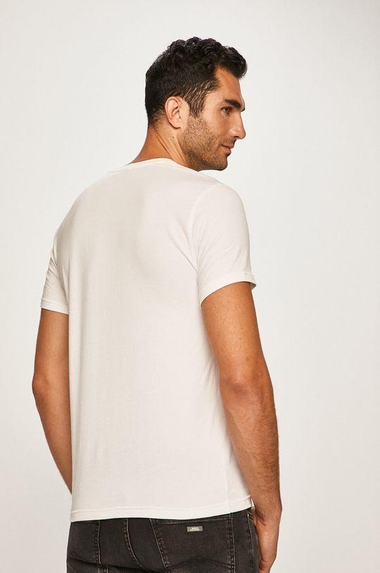 Emporio Armani - Pánske tričko  Základná látka: 95% Bavlna, 5% Elastan