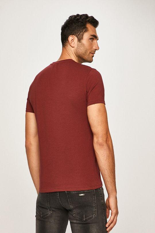 čierna Emporio Armani - Pánske tričko (2 pak)