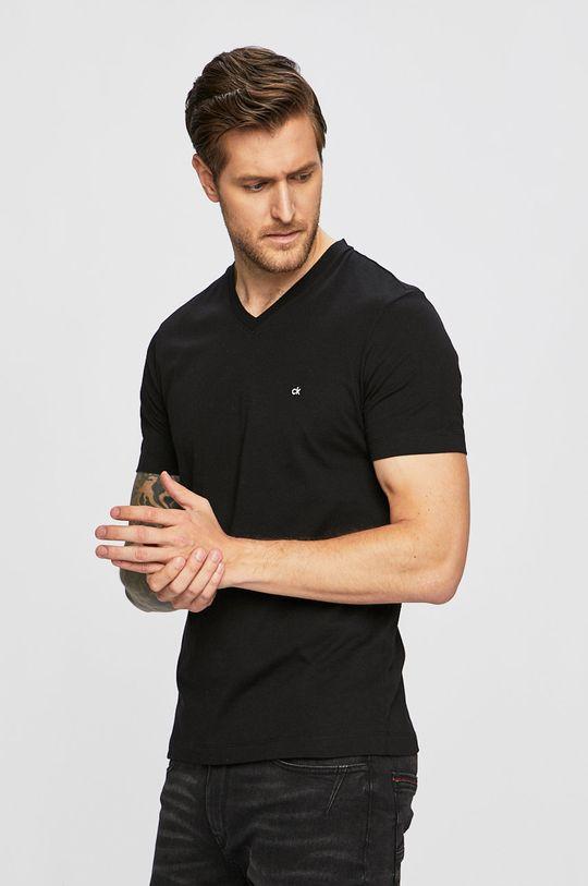 Calvin Klein - Tričko černá