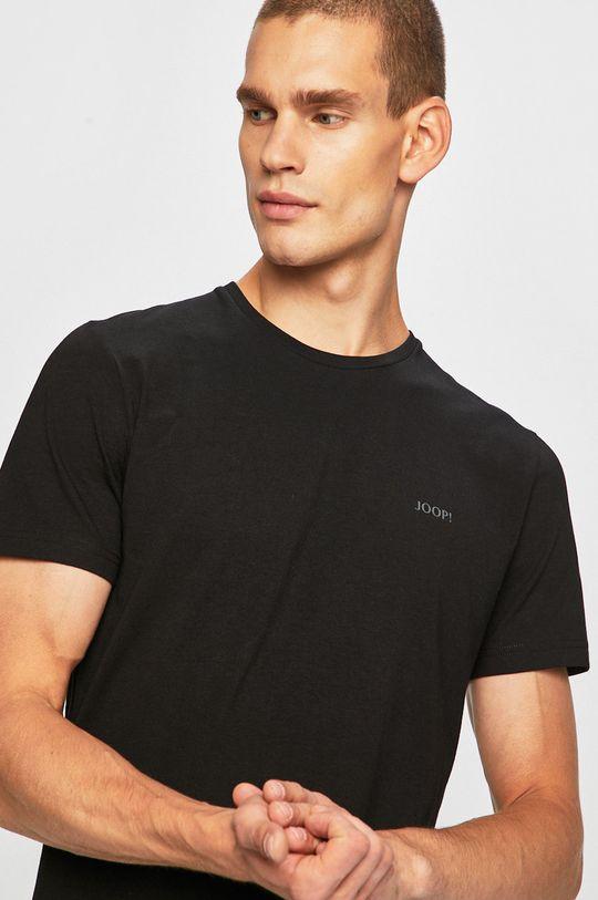czarny Joop! - T-shirt (2-pack) Męski