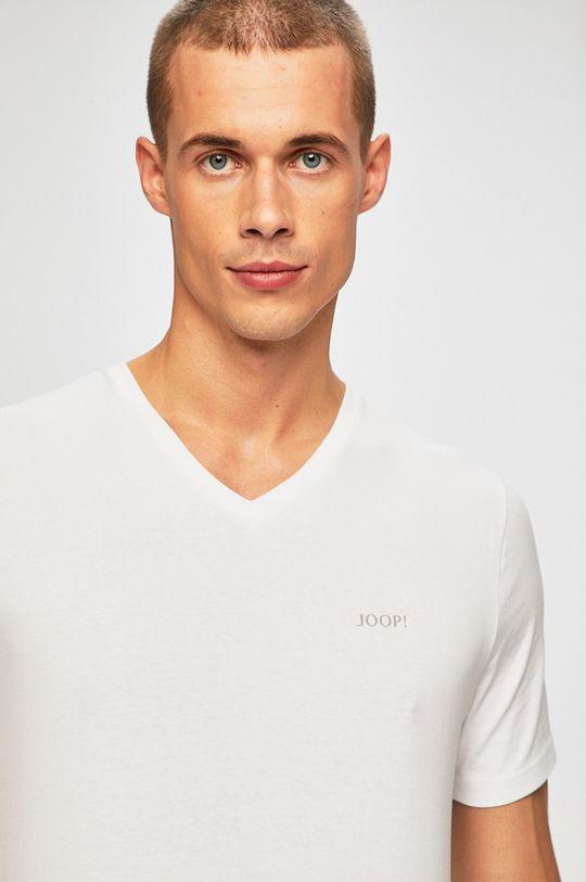 biały Joop! - T-shirt (2-pack) Męski