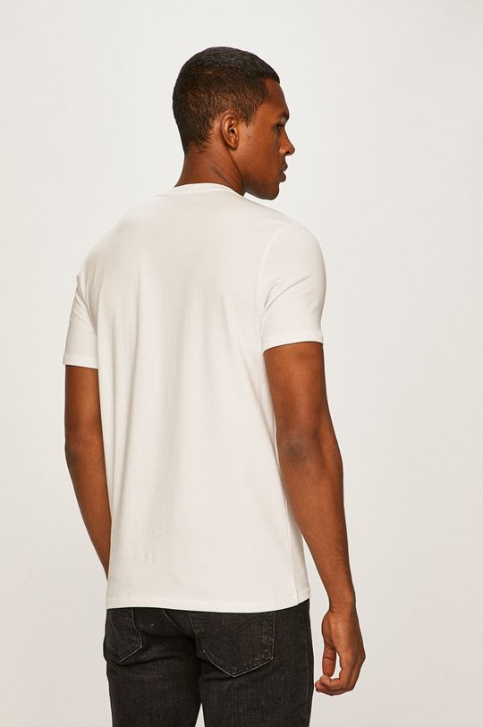 Roberto Cavalli Sport - Pánske tričko  95% Bavlna, 5% Elastan
