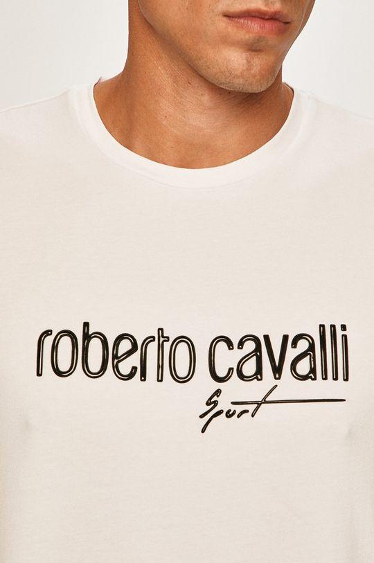 Roberto Cavalli Sport - Pánske tričko Pánsky