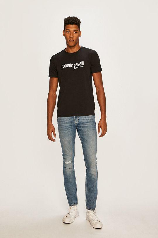 Roberto Cavalli Sport - Tricou negru