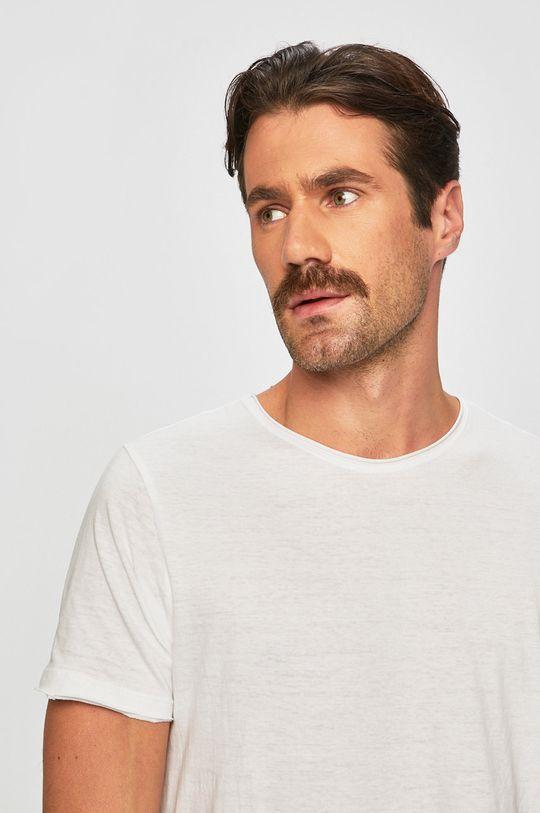 biały Brave Soul - T-shirt Męski