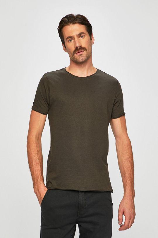 militarny Brave Soul - T-shirt