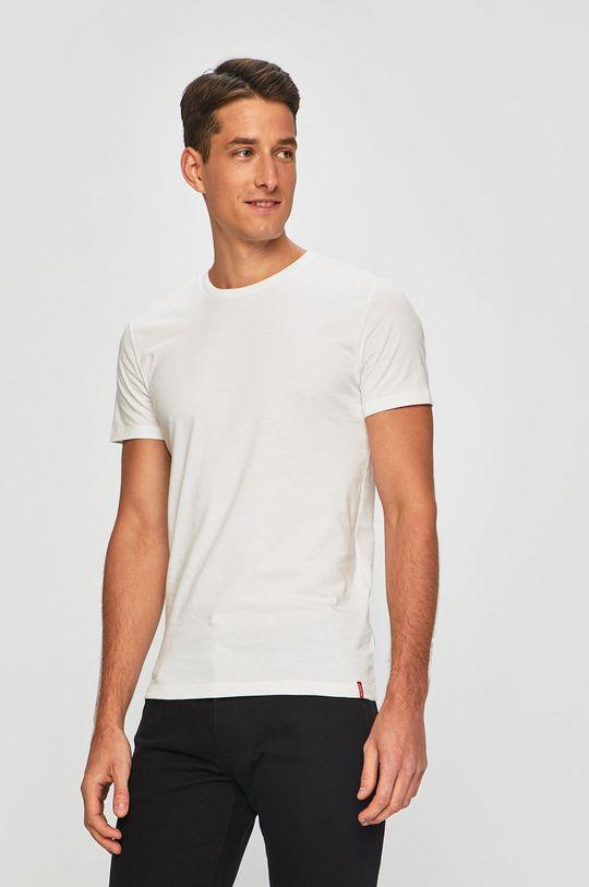 """svetlobéžová '""""''Levi''''s - Pánske tričko (2 pak)''""""' Pánsky"""