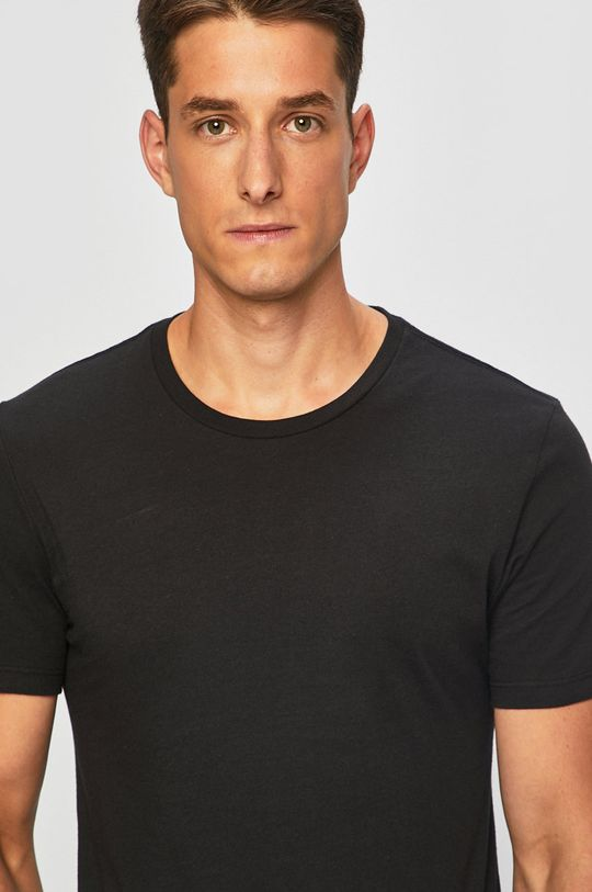 czarny Levi's - T-shirt (2-pack)