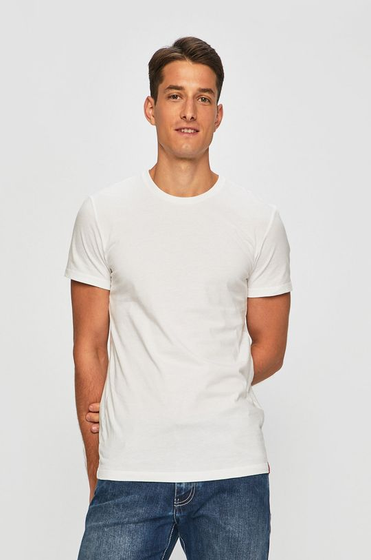"biela '""''Levi''''s - Pánske tričko (2 pak)''""' Pánsky"