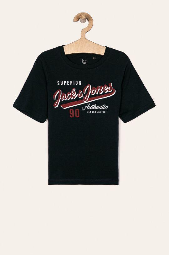 tmavomodrá Jack & Jones - Detské tričko 128-176 cm Pánsky